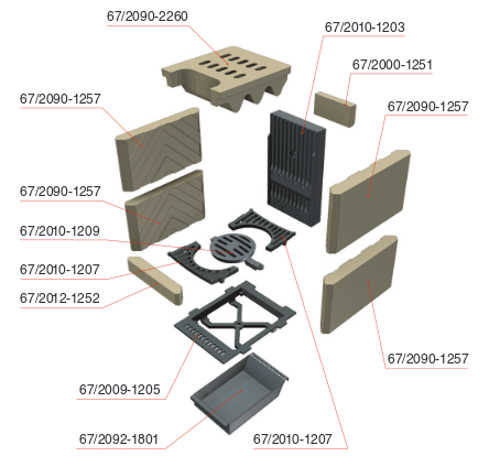 halbrost schmid kachelofeneinsatz shopping. Black Bedroom Furniture Sets. Home Design Ideas